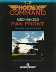 Mechanized Pak Front - World War II Anti-Tank Guns