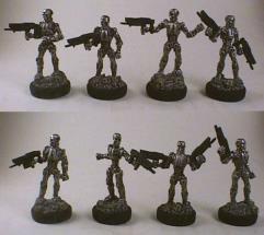 Endoskeleton Boxed Set #1
