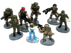 Aliens Miniatures Collection - Colonial Marines #1
