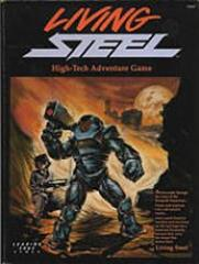 Living Steel (Boxed Edition)