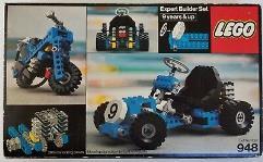 Expert Builder - Go Kart