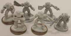 Seven Worlds Heavy Power Armor #1