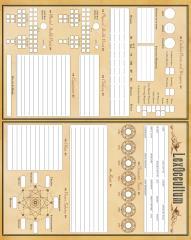 LexOccultum Character Sheets