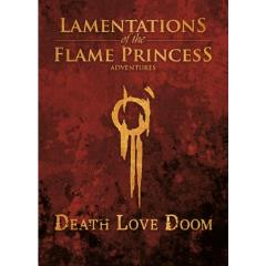 Death Love Doom (1st Printing) (Limited Edition)