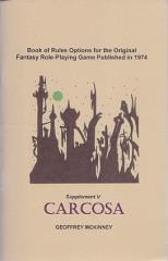 Carcosa (1st Edition)