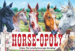 Horse-Opoly (2nd Edition)