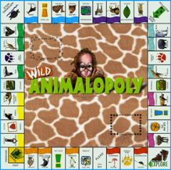 Wild Animalopoly (1st Edition)