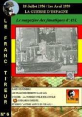 "#6 ""The Spanish Civil War, 10 ASL Scenarios"""