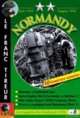 """#8 """"Normandy June 1944 - August 1944, 9 ASL Scenarios"""""""