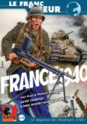 """#11 """"France 1940, 10 ASL Scenarios"""""""