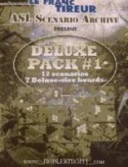 ASL Scenario Deluxe Pack #1