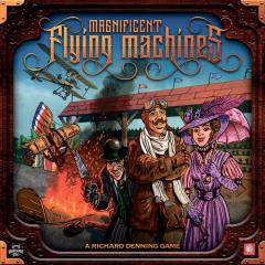 Magnificent Flying Machines w/Siobhan O'Hara