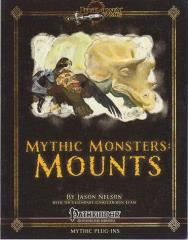Mythic Monsters #4 - Mounts