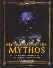 Mythic Monsters #5 - Mythos