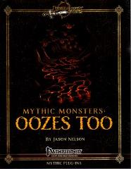 Mythic Monsters #6 - Oozes Too