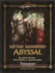 Mythic Monsters #8 - Abyssal