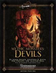 Mythic Monsters #11 - Devils