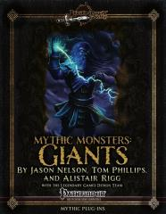 Mythic Monsters #14 - Giants