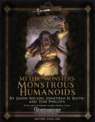 Mythic Monsters #16 - Monstrous Humanoids