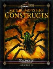 Mythic Monsters #19 - Constructs