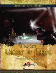 Lost Library of Thoth, The
