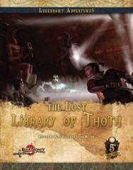 Lost Library of Thoth, The (5E)