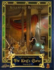 Trails of the Apprentice - The King's Curse (5E)