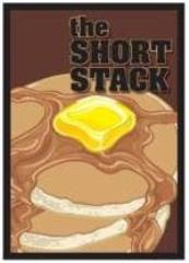 Standard CCG Size - The Short Stack (50)