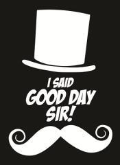 Standard CCG Size - Good Day, Sir! (50)