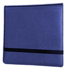 12-Pocket Binder - 3x4, Elder Dragon Hide - Blue