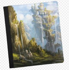 4-Pocket Binder - Veiled Kingdom, Oasis