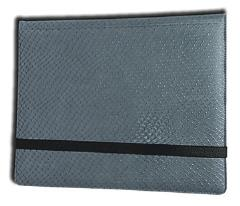 8-Pocket binder - 2x4, Elder Dragon Hide - Grey