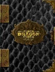 9-Pocket Binder - Elder Dragon Codex, Black