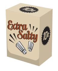 Deck Box - Extra Salty