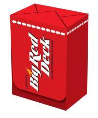 Deck Box - Big Red Deck