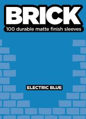 Standard CCG Size - Brick, Electric Blue (100)