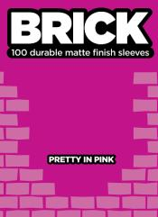 Standard CCG Size - Brick, Pretty in Pink (100)