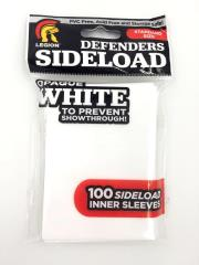 Standard CCG Size - Side Load, White (100)