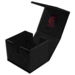Dragonhide Hoard v2 Deck Box - Black