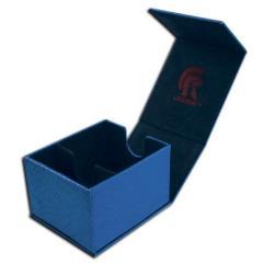 Dragonhide Hoard Plus Deck Box - Blue