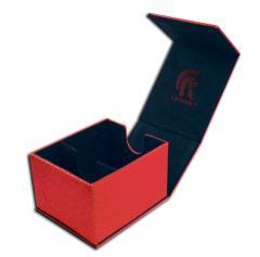 Dragonhide Hoard Plus Deck Box - Red