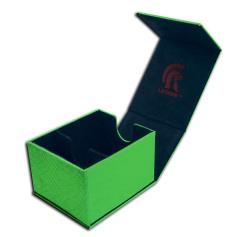 Dragonhide Hoard Plus Deck Box - Green