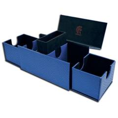 Dragonhide Vault v2 Deck Box - Blue