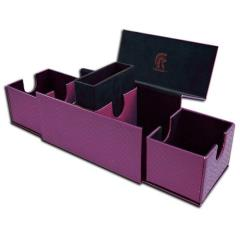 Dragonhide Vault v2 Deck Box - Pink
