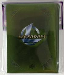 Standard CCG Size - Legendary, Green (50)