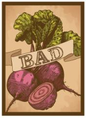 Standard CCG Size - Bad Beets (50)