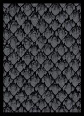 Double-Matte Finish - Dragonhide, Black (50)