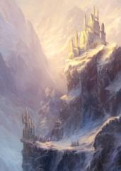 Standard CCG Size - Veiled Kingdoms, Vast (50)
