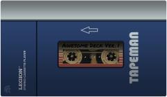 Cassette Playmat