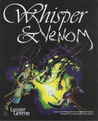Whisper & Venom (OSR, Limited Edition)